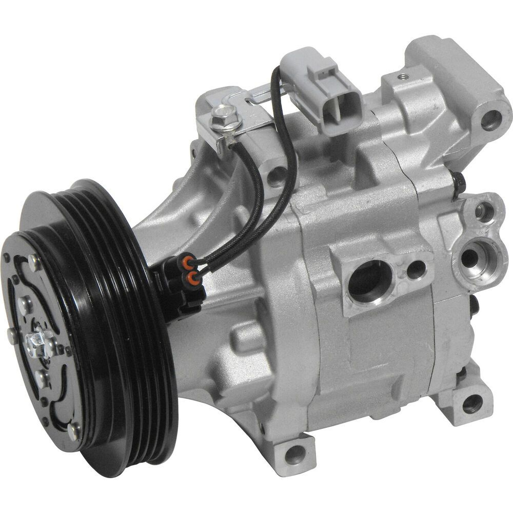 Details About New Denso Oem Ac Compressor With Clutch Parts For