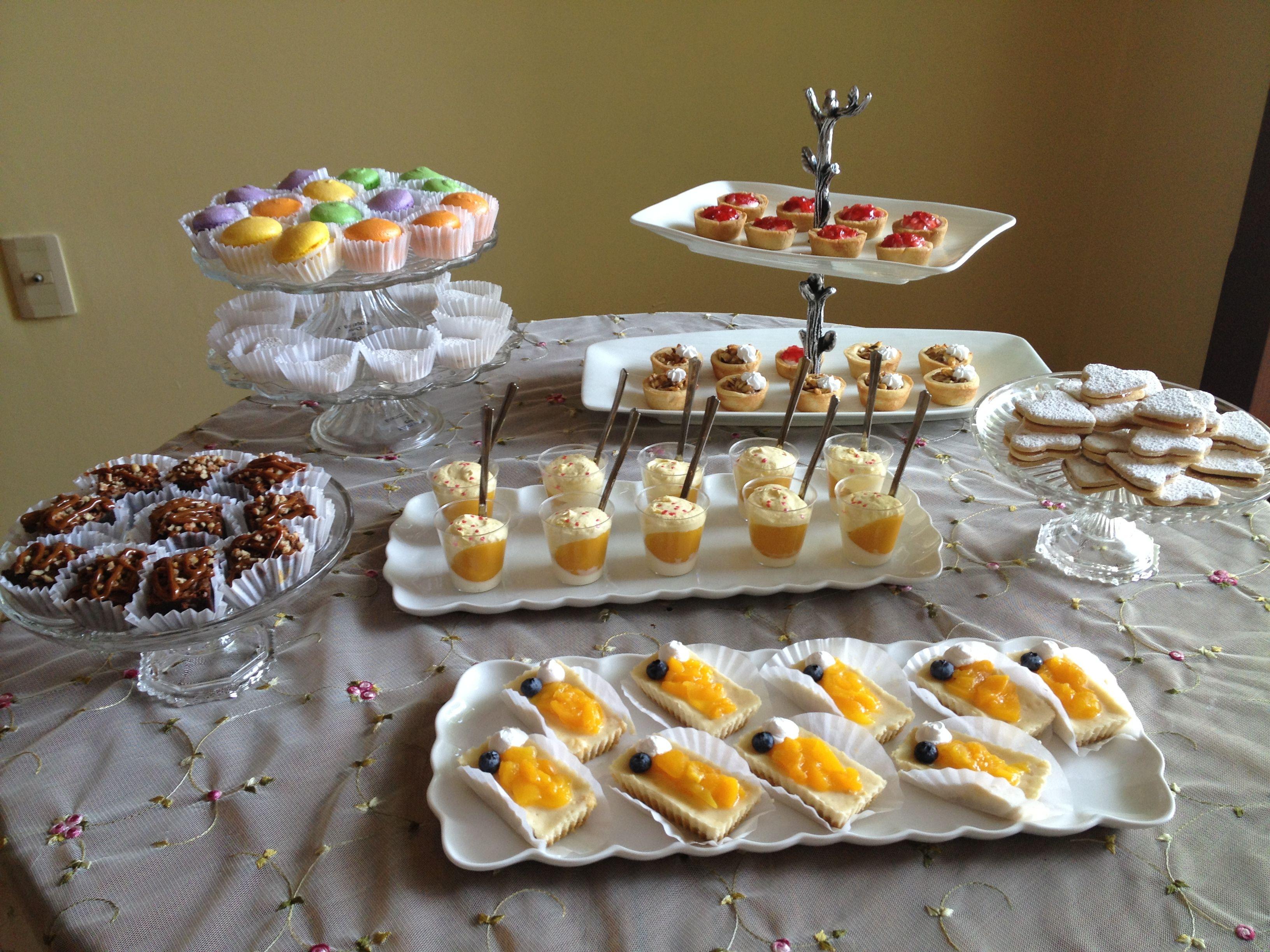 Small dessert table favorite recipes pinterest small for Dessert cake ideas
