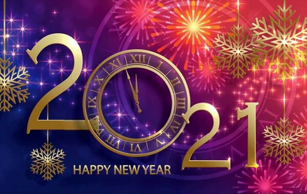 Happynewyear2021messages Happynewyearquotes Happy New Year 2021 Wallpaper