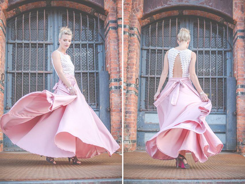 Maxi-Kleid Schnittmuster Freebook | delari | Freebooks sewing ...