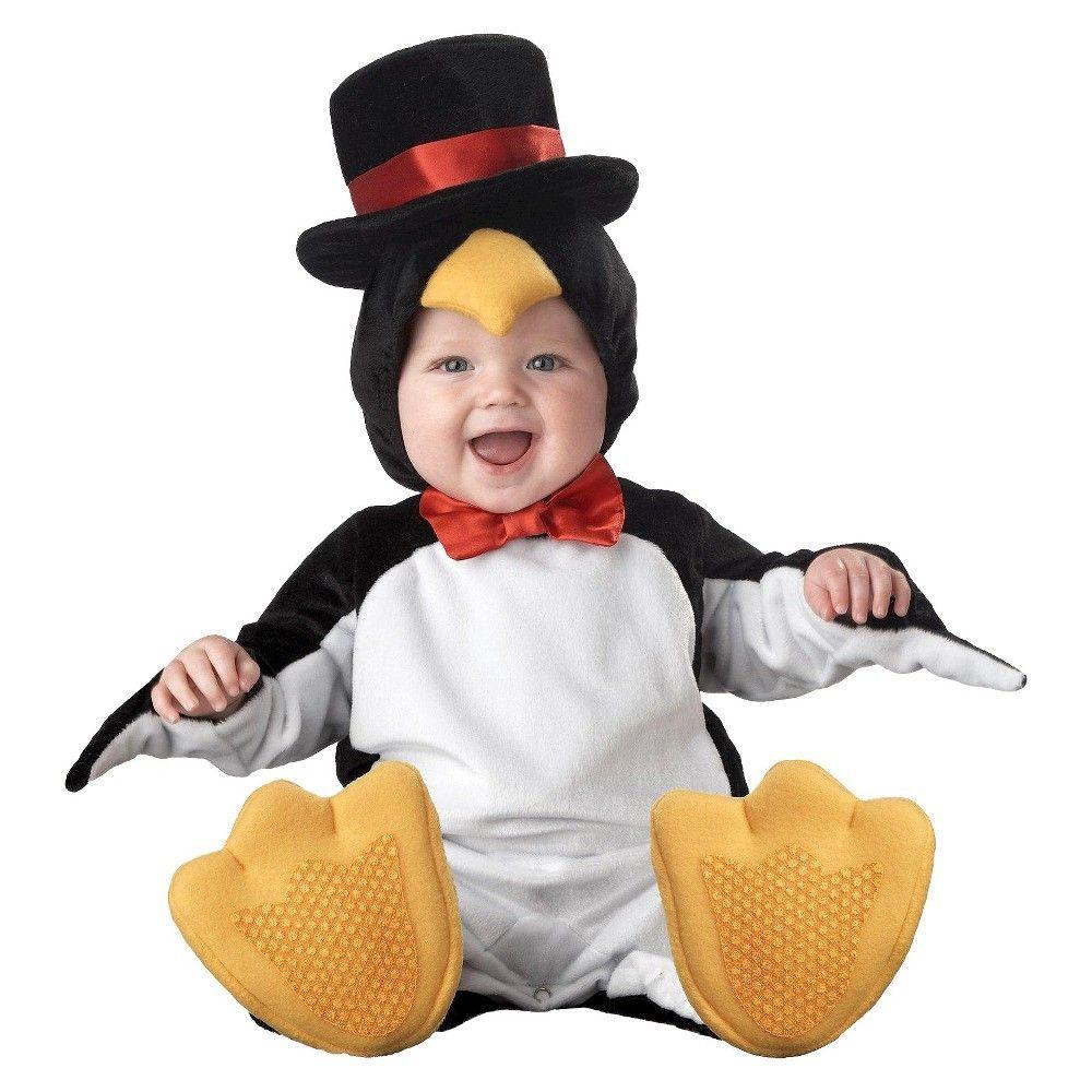 Baby Kidsu0027 Lilu0027 Penguin Costume 9 12 Months, Boyu0027s, Multicolored
