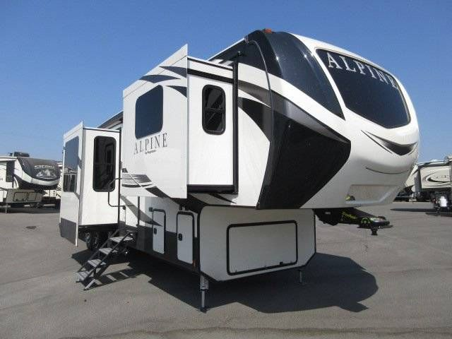 2019 Keystone Alpine 3700fl In Command Smart Automation Syst For