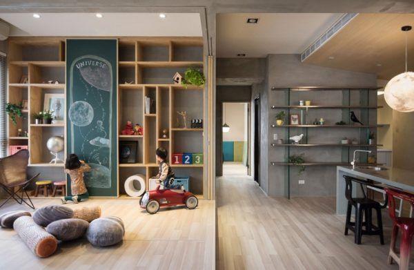 Ideeen Speelhoek Woonkamer : Kinderhoek in woonkamer woonkamer inspiratie
