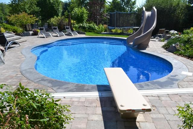 Discover Some Of The Incredible Swimming Pools We Ve Installed Throughout Winnipeg In Our Gallery Custom Inground Pools Pool Swimming Pools