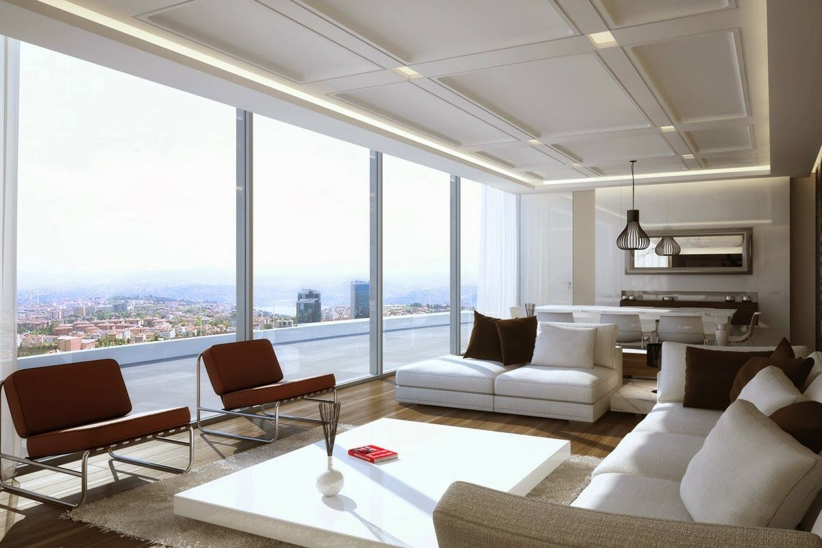 Top 12 Living Rooms With Great Views
