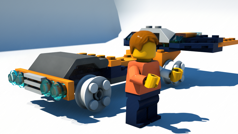 Nils Martel explores creating Lego scenes with Blender In this quick tutorial I#m gonna share m y trick on how to quickly get 3D models right into Blender. It's really easy, but you'll need 3 different pieces of (FREEEEE :3 ) Software.I really hope it's useful for you guys ! Related