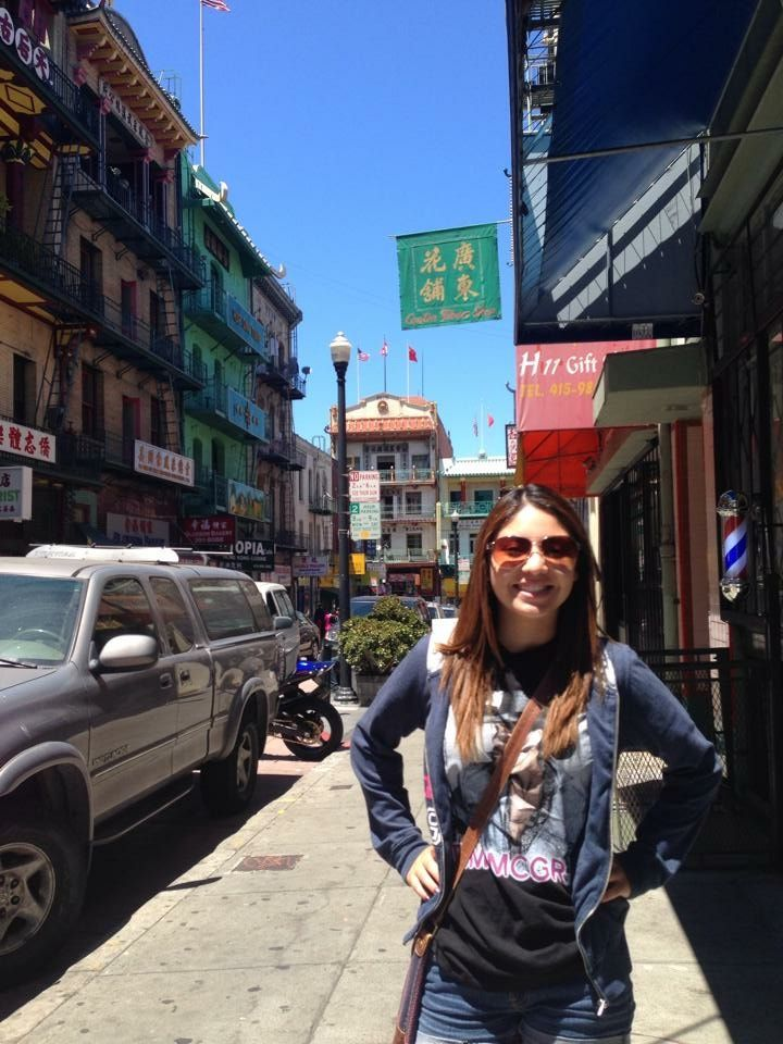 Chinatown San Francisco Ca