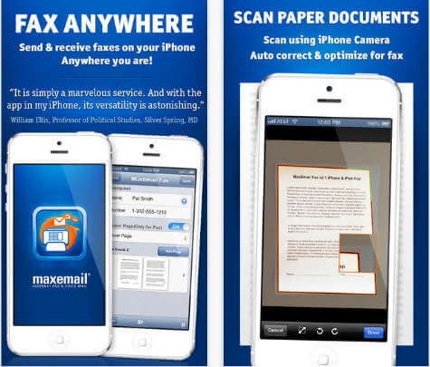 8 Best Apps to Send and Receive Fax with iPhone Iphone