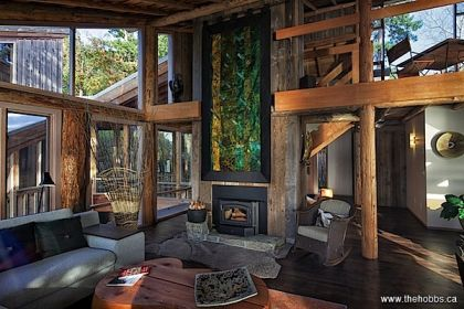 Salt Spring Island dream home