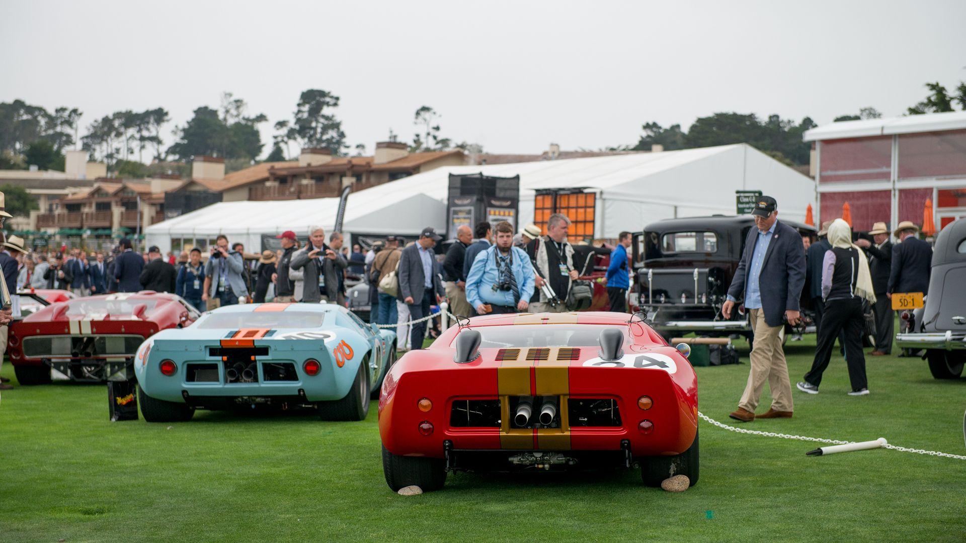 Matt Damon Sera Carroll Shelby Em Filme Ford Vs Ferrari Carroll