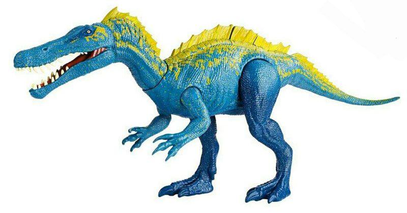 BRAND NEW Mattel Jurassic World Park 2 Fallen Kingdom Carnotaurus Action Attack