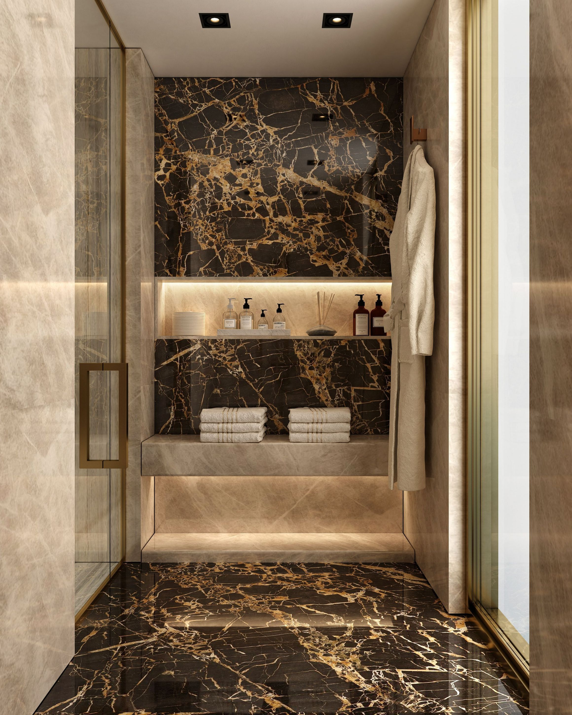 Enchanting Luxurious Bathroom Decorating Ideas 012 Garden