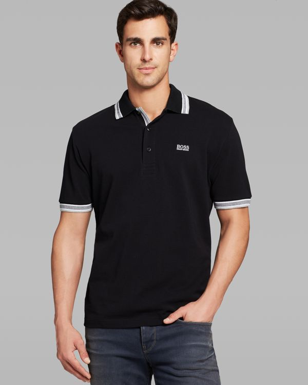 Boss Green Paddy Pro Polo - Classic Fit