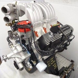 351W / 390 HP / 430lbs Torque EFI '86-96 Ford Truck Engine