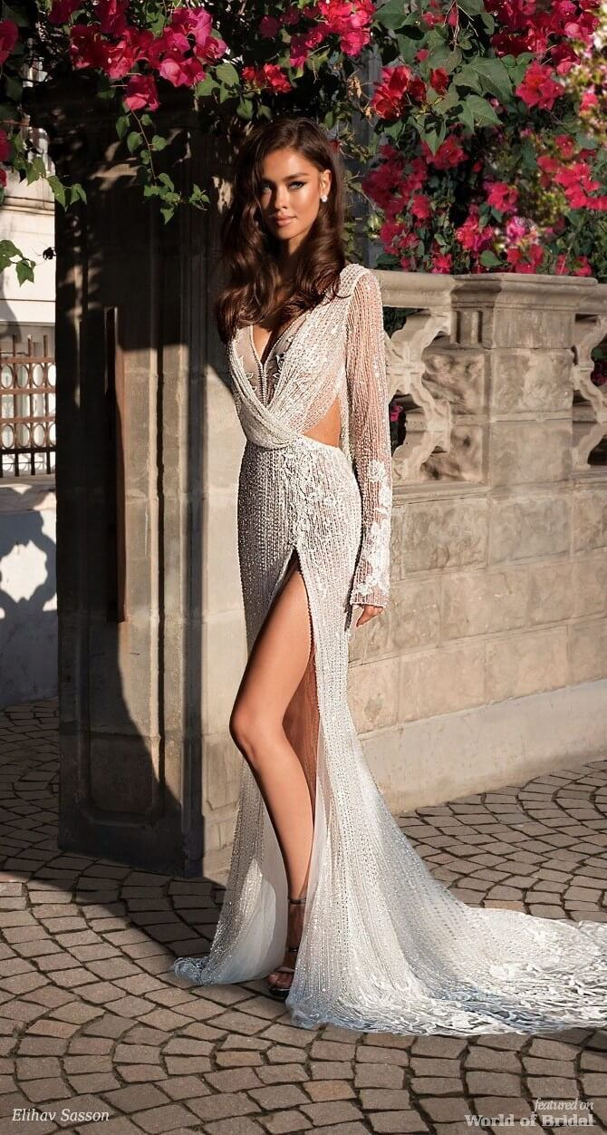 Elihav sasson wedding dresses royalty girls collection