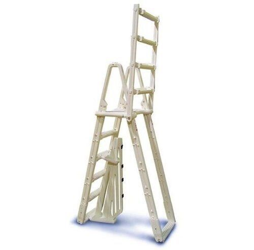 Brand New Above Ground Swimming Pool Ladder A Frame 48 54 Pad Pool Ladder Above Ground Pool Ladders Swimming Pool Ladders