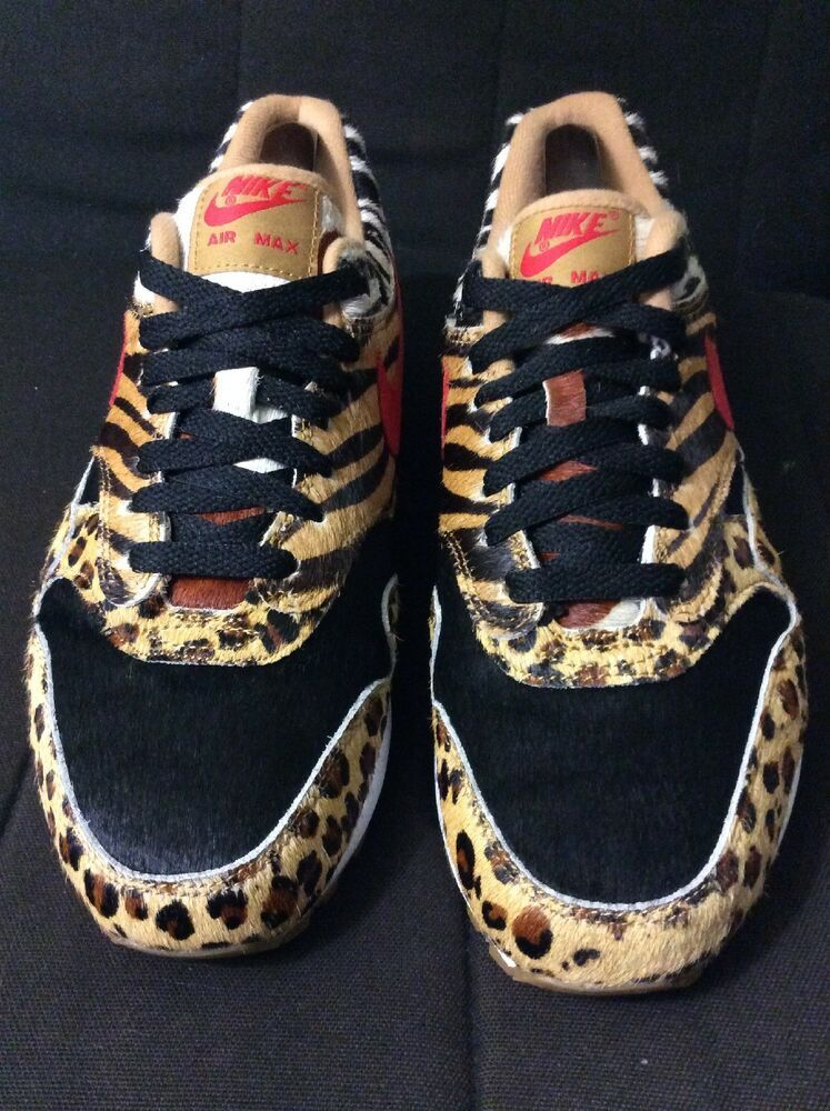 sneakers for cheap cf16a 00d01 VNDS Nike Air Max 1 Atmos Animal Mens Sz 7 Elephant 95  fashion  clothing   shoes  accessories  mensshoes  athleticshoes (ebay link)