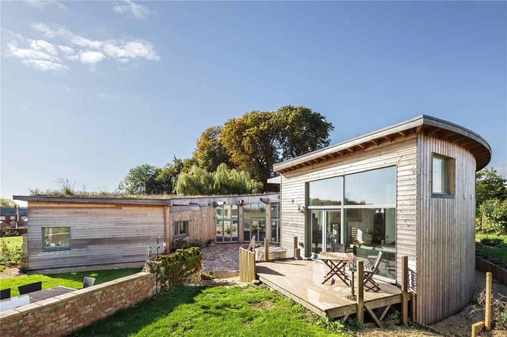 Most Unusual Listings This Month | Grand designs, Round house and ...