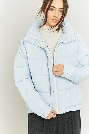 Light Before Dark Cropped Puffer Jacket   Insulated jackets