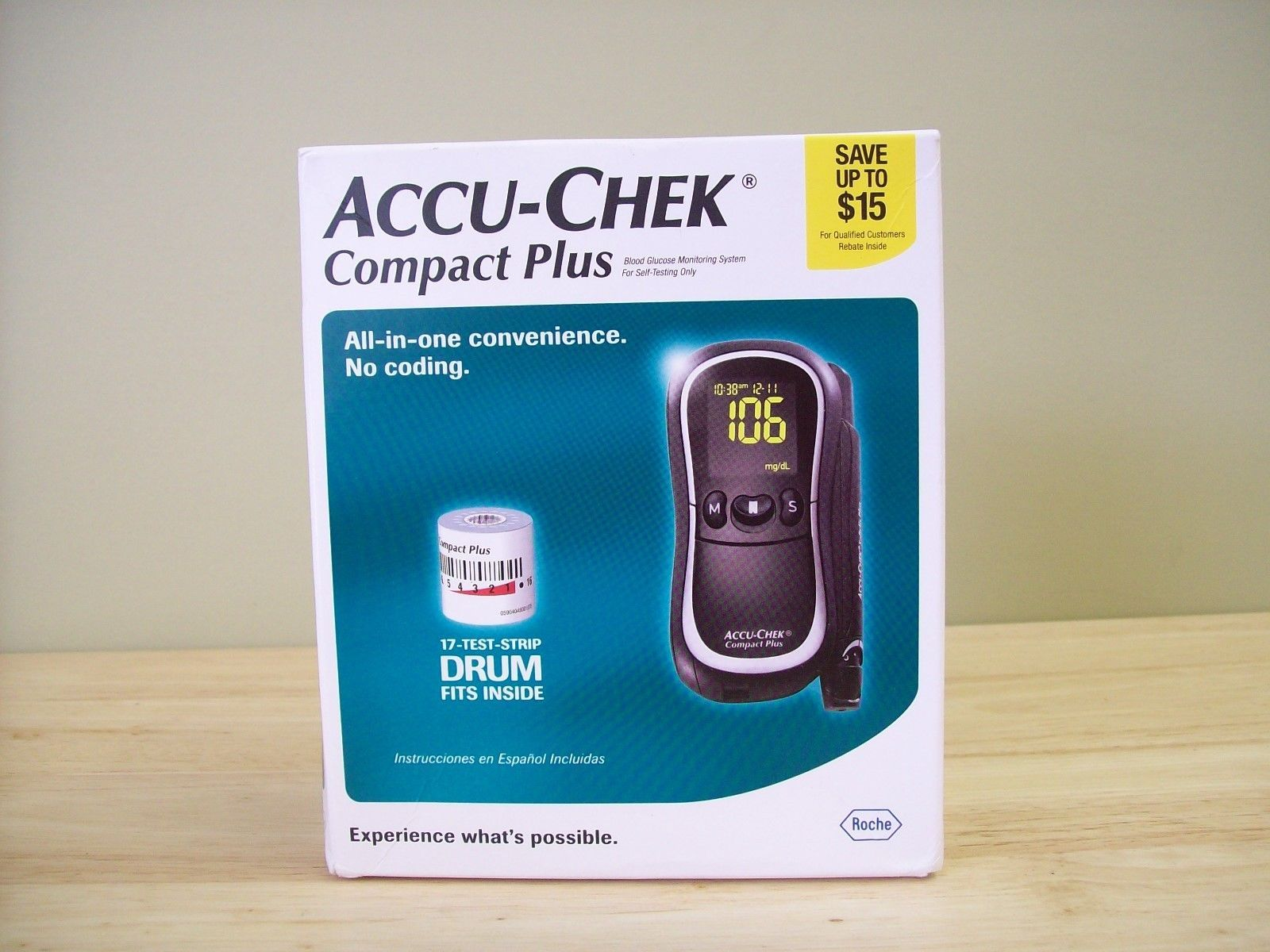 Glucose monitors accuchek compact plus exp and better