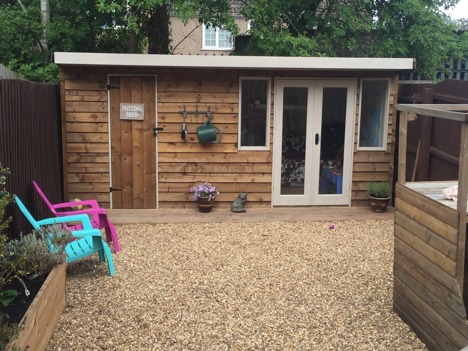 Bespoke Garden Office Studio Cabin Pod Shed Complete Service 5m X 3m The Best