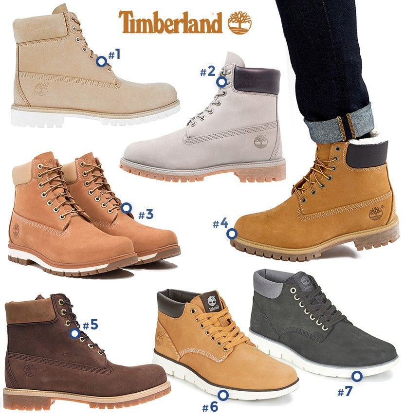 chaussure timberland homme hiver