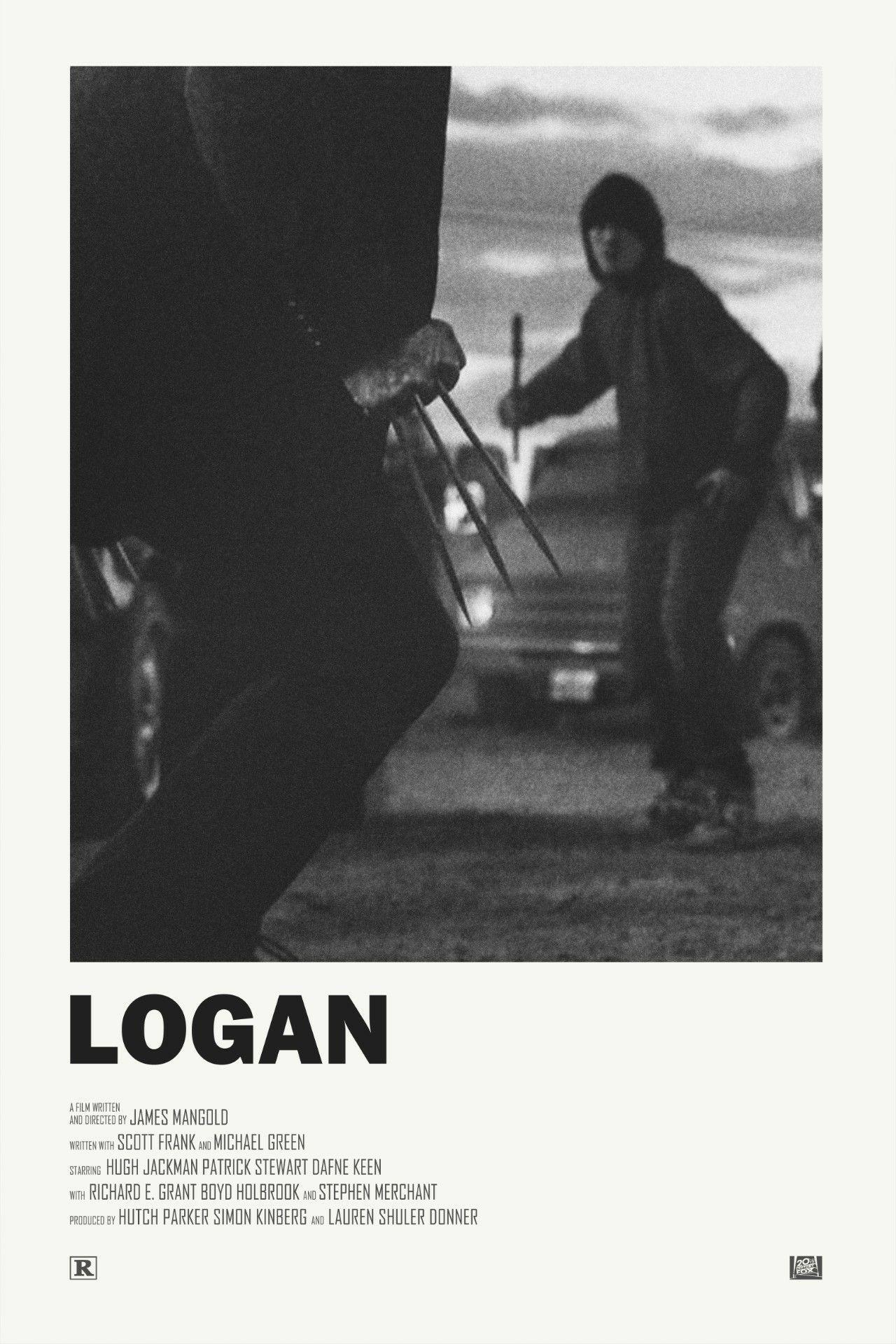 Logan alternative movie poster #filmposterdesign