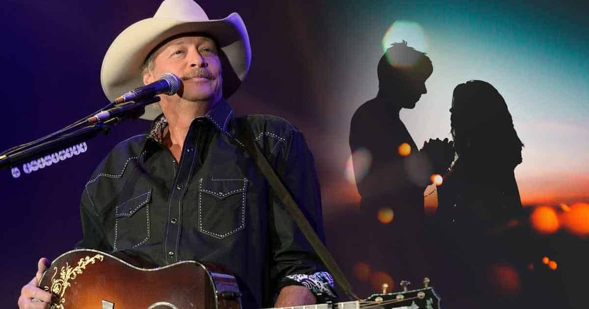 The Earnest Execution Of Once In A Lifetime Love By Alan Jackson