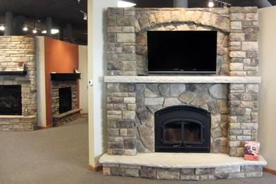 Boral Bucks County Limestone and Fieldstone insets