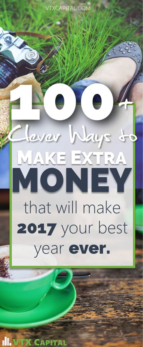 Clever Ideas To Earn Extra Money And Boost Your Income Extra