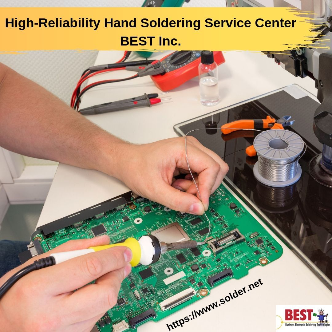 Hand Soldering Services Projects Easy Diy Service Projects