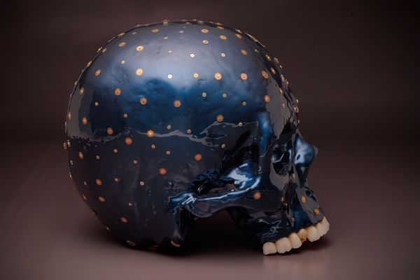 Hocus Pocus | Side view 1 #hocuspocus #kpavio #skulls #watchmaking #art #artwithskulls #calaveras #relojeria #arte #arteconcalaveras