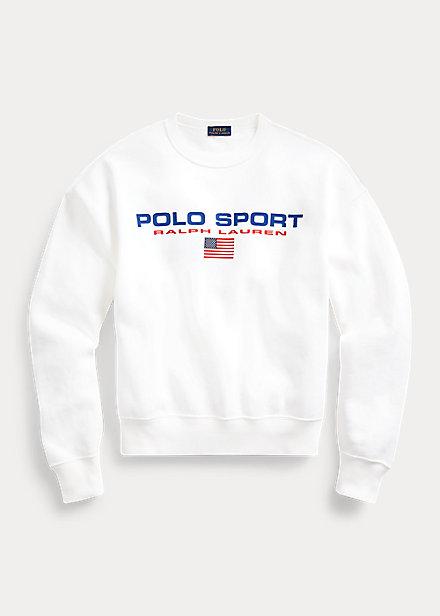 Polo Sport Fleece Sweatshirt Sweatshirt Fleece Sweatshirts Polo Sport Ralph Lauren