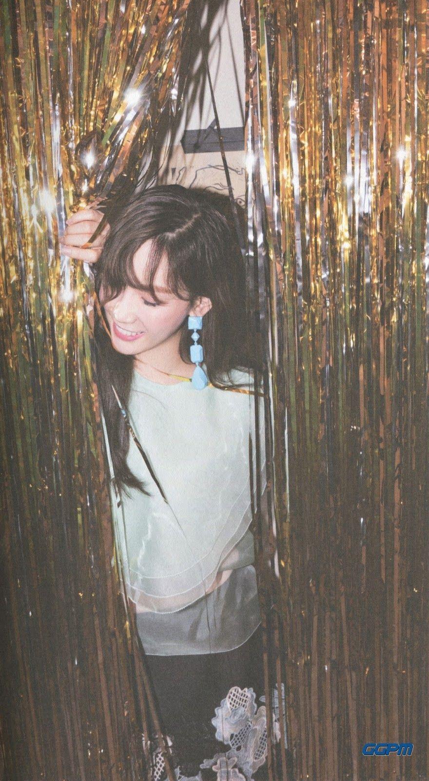 Taeyeon 1st Album My Voice Booklet Prologue Fine Ver Taeyeon Girls Generation Taeyeon Snsd Taeyeon