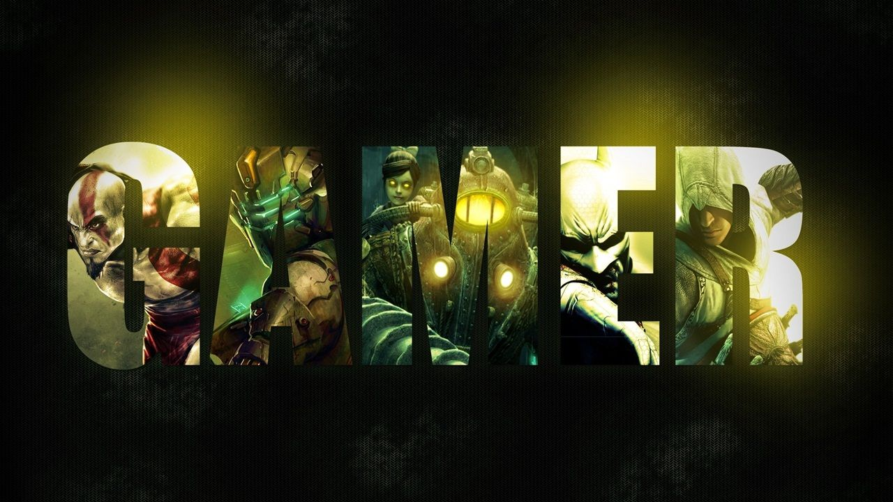 Cool Video Game Wallpapers
