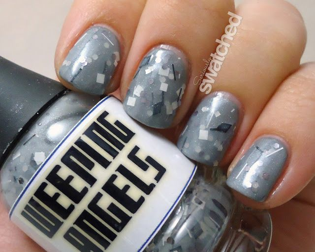 Seriously Swatched: Swatch & Review - LynBDesigns Weeping Angels