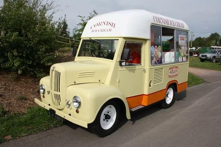 Trojan Ice Cream Van