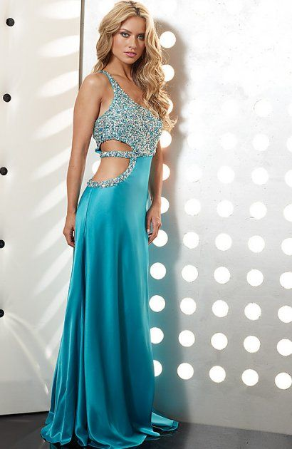1000  images about Prom Dresses on Pinterest  Dark blue prom ...