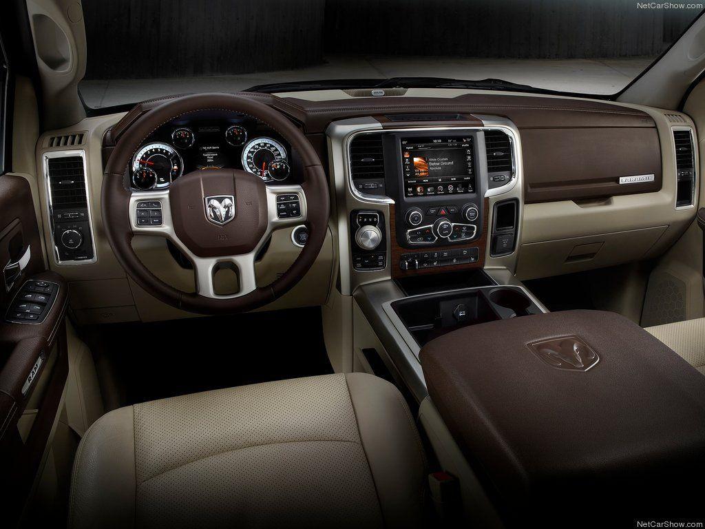 Amazing Dodge Ram Interior!