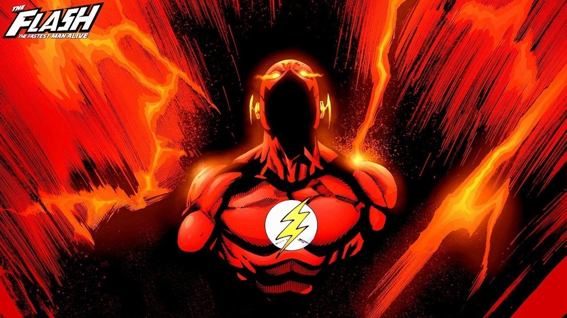 1920x1080 Barry Allen The Flash Wallpapers HD Free Download