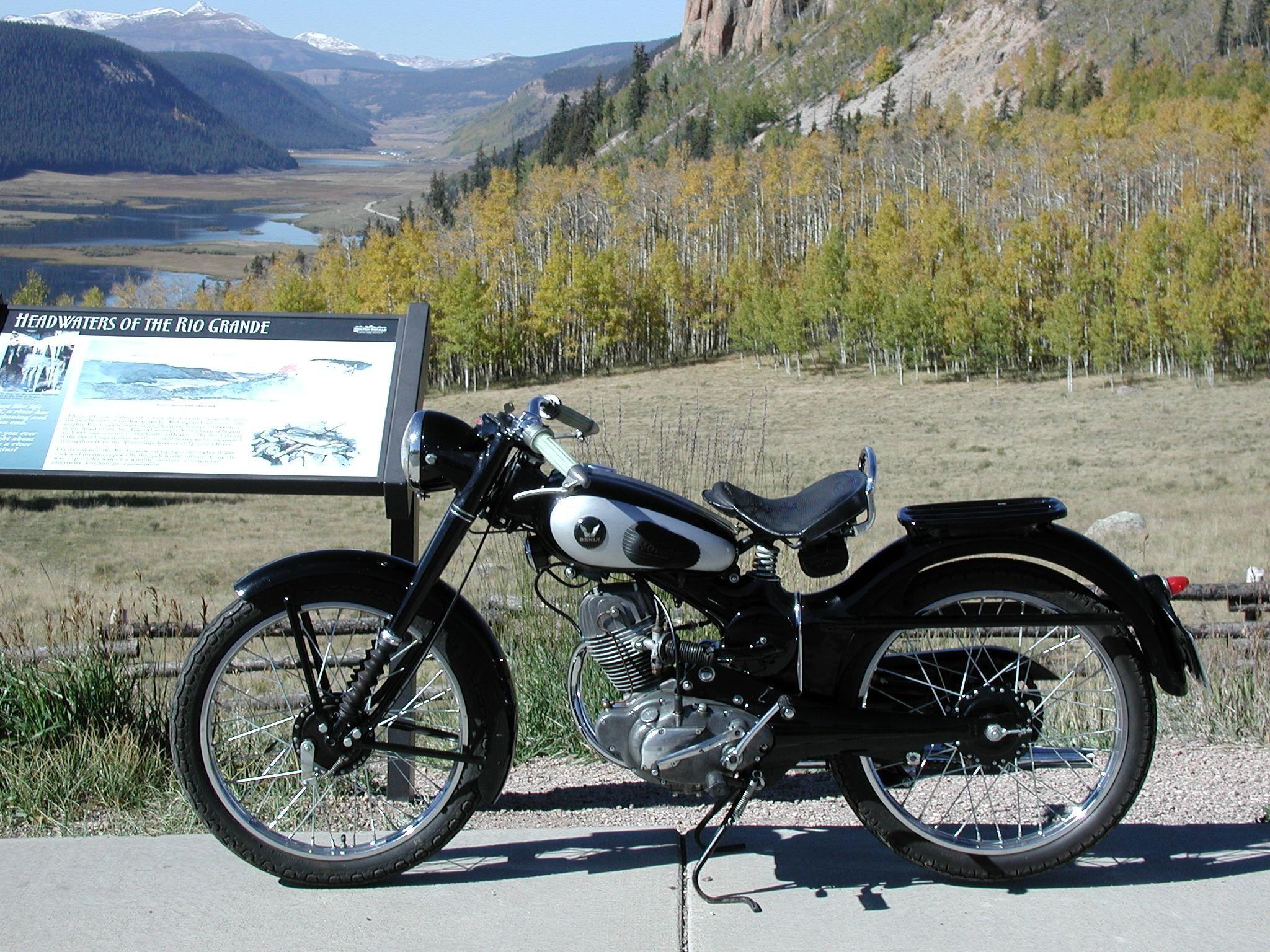 1953 Honda Model J Motorbike Design Honda Models Bike