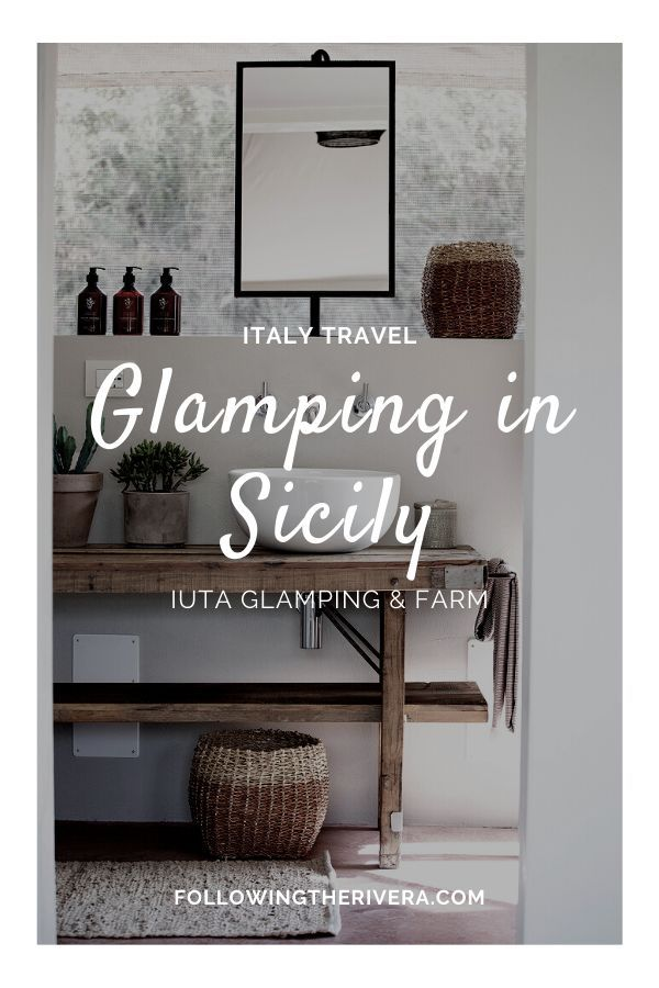Enjoy the best of both worlds of #ecotravel and #glamping at the fabulous IUTA Glamping & Farm. Set among the beautiful #sicilian countryside, it's a #travel experience you won't easily forget. #sicily #italy #italia #sicilia #italytravel #travelItaly #sicilytravel #traveltips #traveldestinations #travelideas #smalltownitaly #travelersnotebook #traveladvice #traveladviceandtips #traveltipsforeveryone #traveladdict #travelawesome #travelholic #europetravel #europetraveltips #travelguide