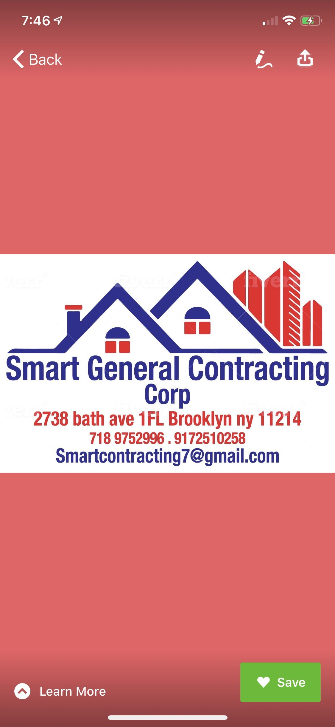 Pin By Smart General Contracting Corp On Construction In 2020 Masonry Work General Contracting Masonry Contractor