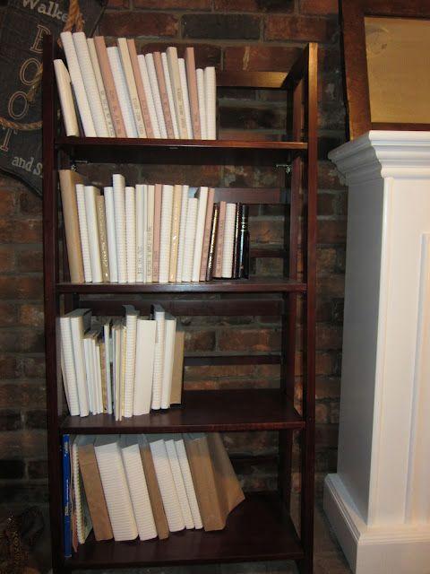 Frugal Aint Cheap Organize Bookshelf