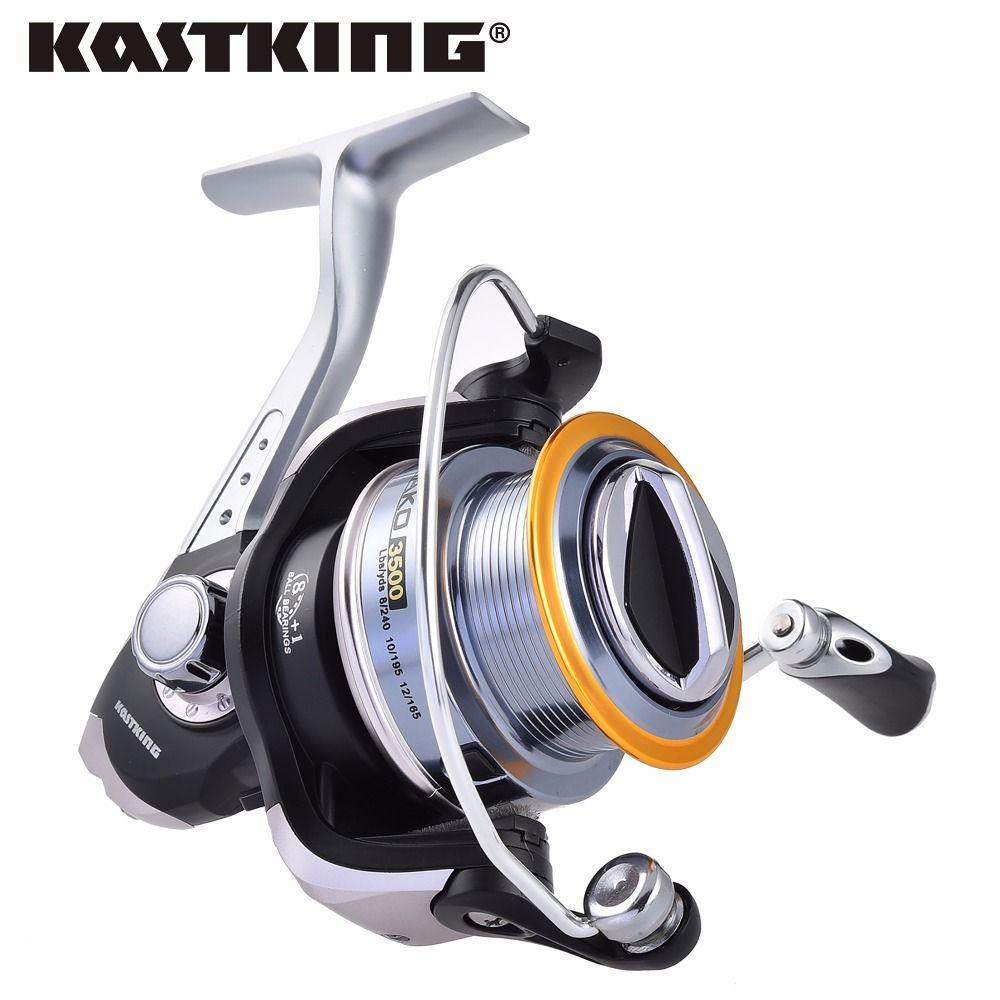 KastKing MAKO3500 0.91M Fast Line Retrieve Saltwater Fishing