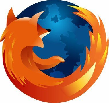 Example Of Split Complementary Colours The Logo For Mozilla Firefox Shows A That
