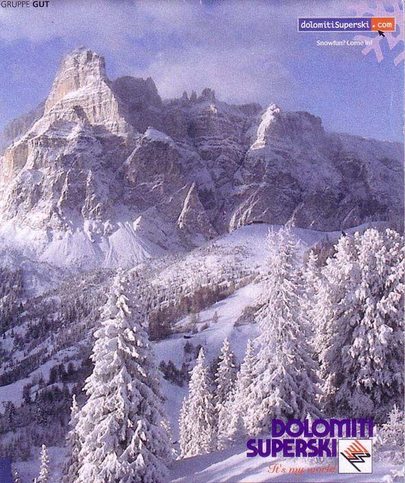 Dolomiti, ITALY #winter #holidays www.lanuovamontanina.it