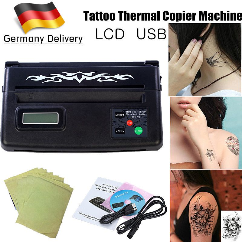 epson tattoo stencil printer paper