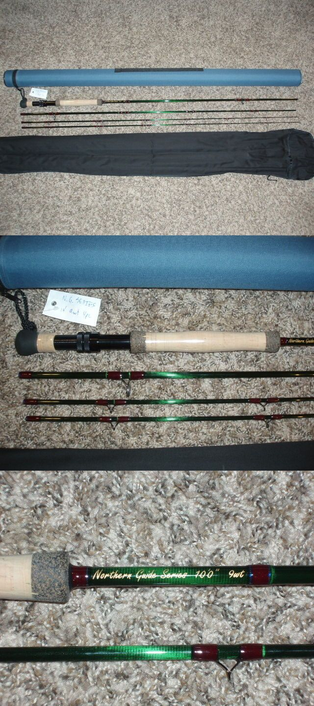 Fly fishing rods 23819: northern guide series 10 9wt 4pc fly rod.