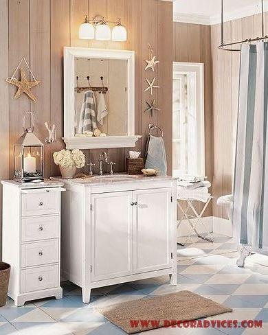 Beach Bathroom Decor 2 Decorating A Beach Bathroom Theme With
